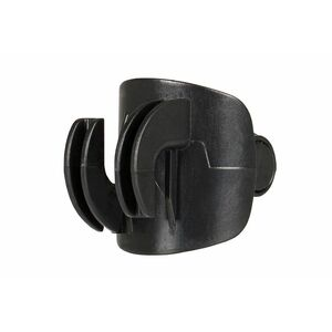 INSULATOR ENHANCED INT BREAK BLK PK500