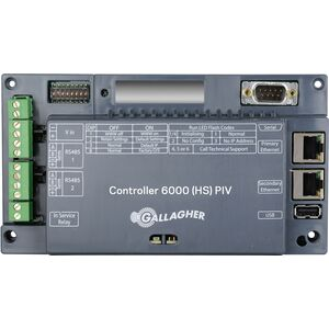Controller 6000 High Spec (HS) - PIV