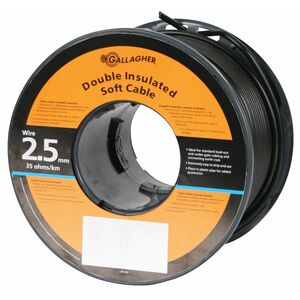 Double Insulated Cable Soft 2.5mm